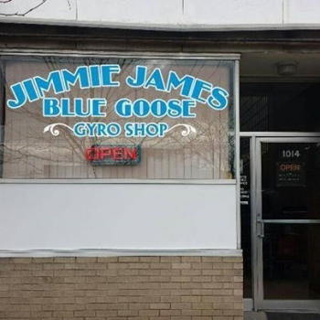 Getting Local with Grace: Jimmie James Blue Goose