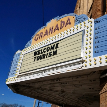 A Visit to the Granada Theatre
