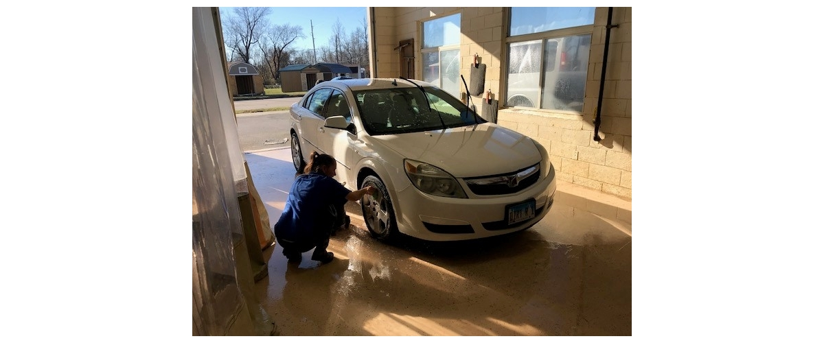 Getting Local with Grace: Car Care Connections