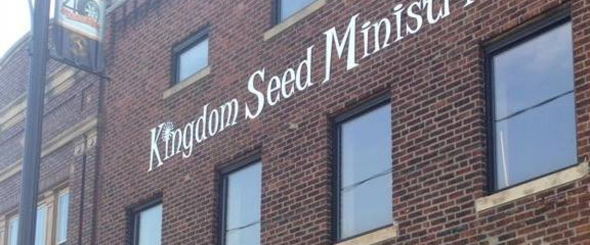 Getting Local with Grace: Kingdom Seed Ministries