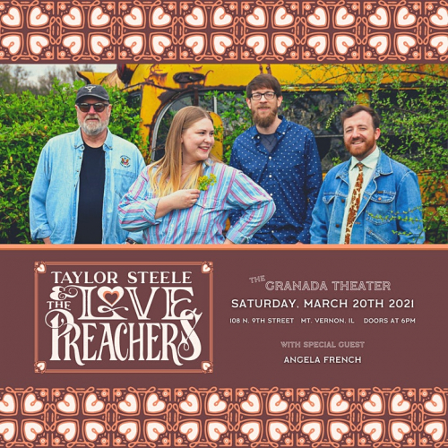 Taylor Steele & The Love Preachers Live