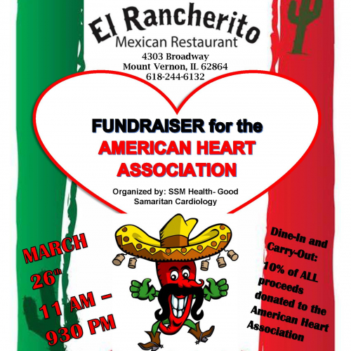 Fundraiser for the American Heart Association