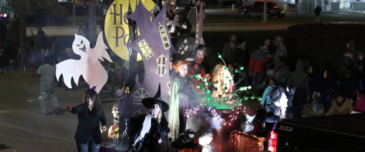 Halloween Parade and Fall Festival & Craft Fair